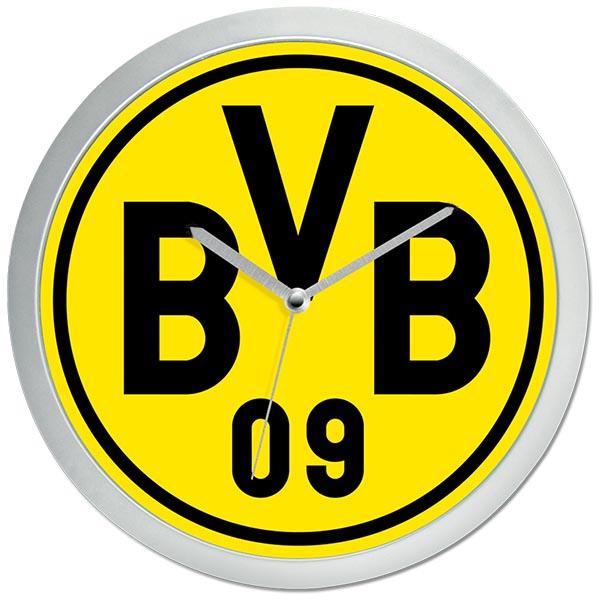 BVB Wanduhr