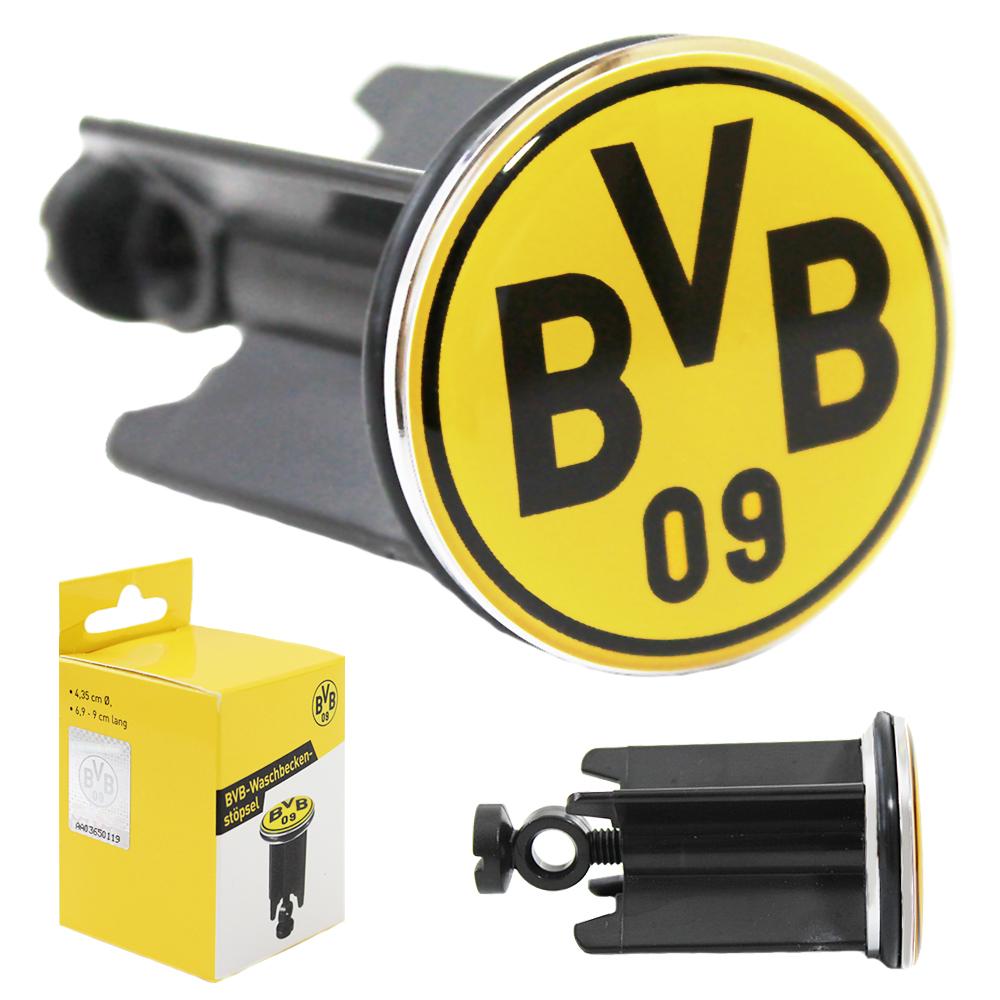 BVB Waschbecken Stöpsel Logo