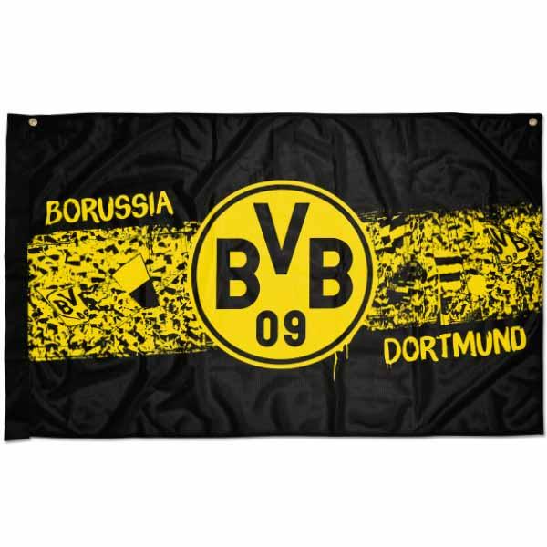 BVB Fahne Südtribüne 140 x 90 cm