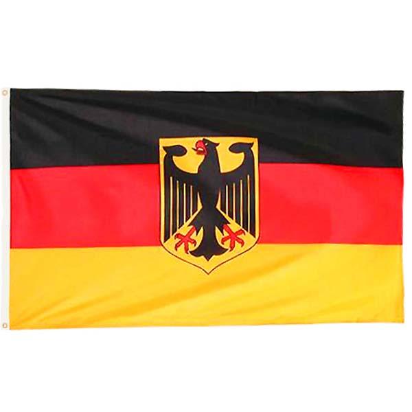 Deutschland Fanartikel Fahne 90 x 150