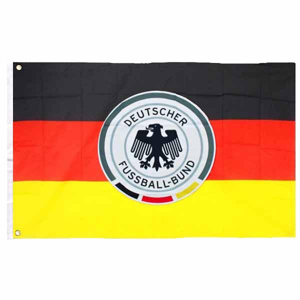 Deutschland Fahne Deutscher Fussball Bund 120 x 80 cm