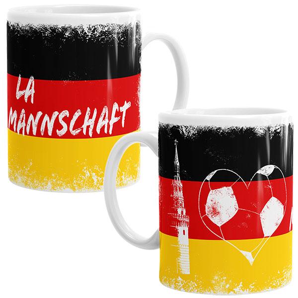 Deutschland Tasse La Mannschaft