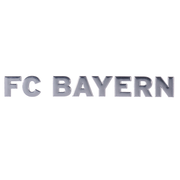 FC Bayern München Autoaufkleber Chromflex FC Bayern