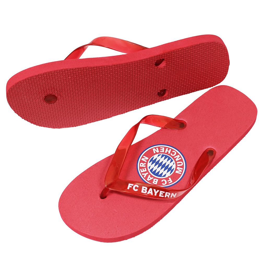 FC Bayern München Badeschuhe Logo
