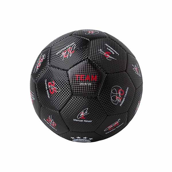 FC Bayern München Mini Ball Unterschriften 2019/2020