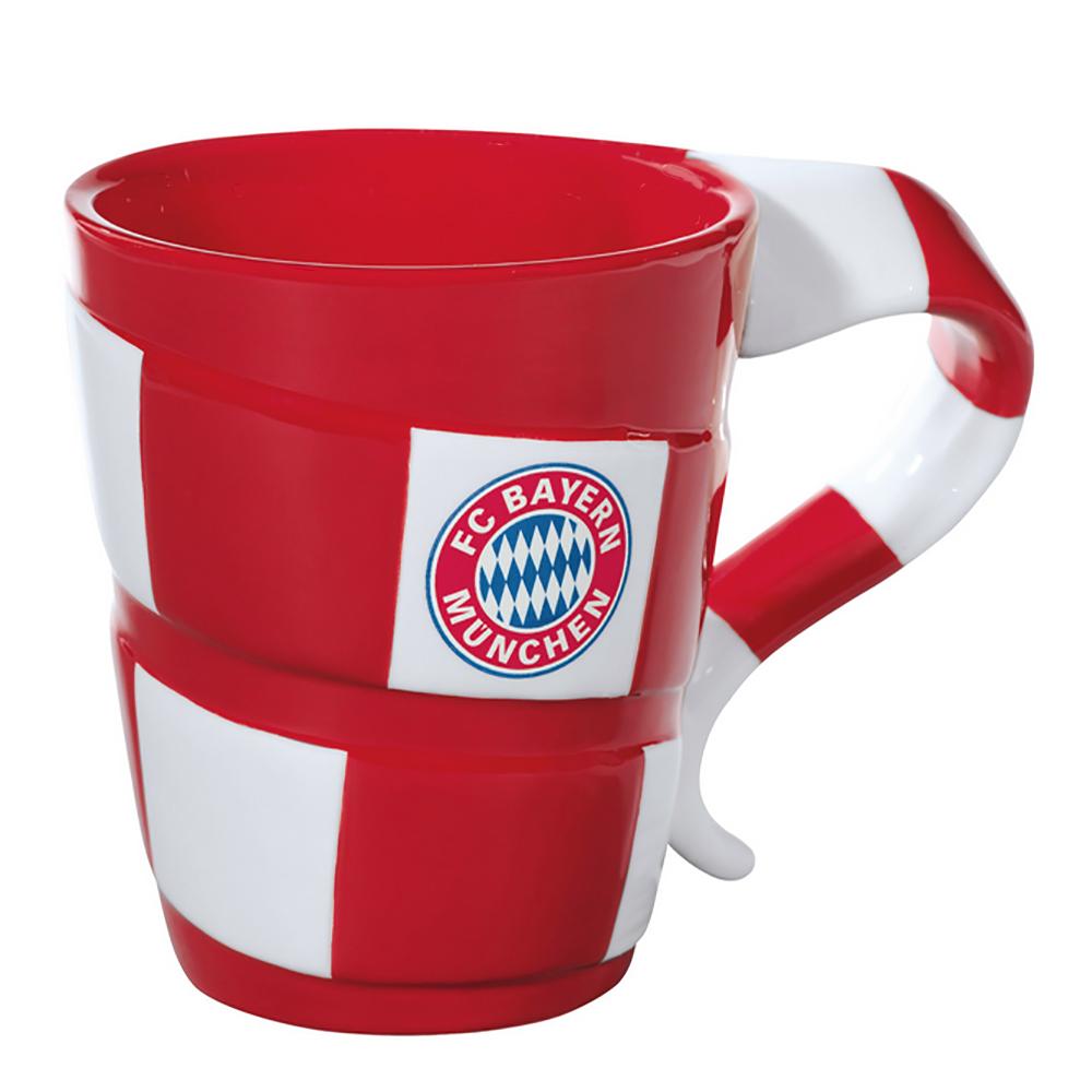 FC Bayern München Tasse Schal