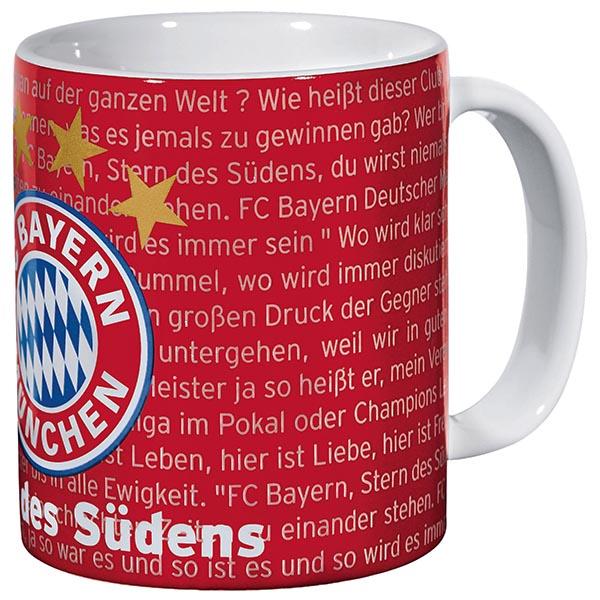 FC Bayern München Sound Tasse