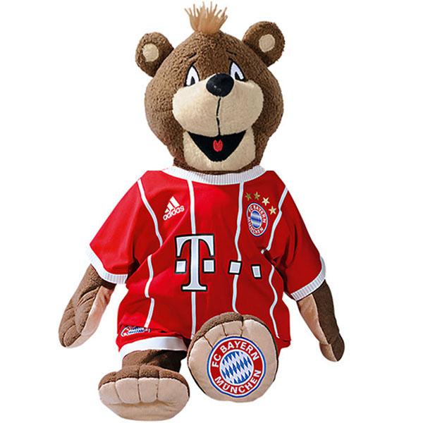 FC Bayern München Berni Plüschfigur 35 cm