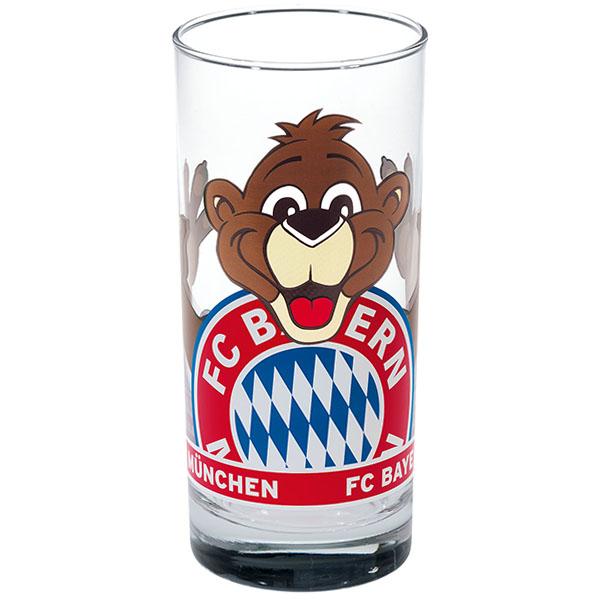 FC Bayern München Glas Berni 0,25 Liter