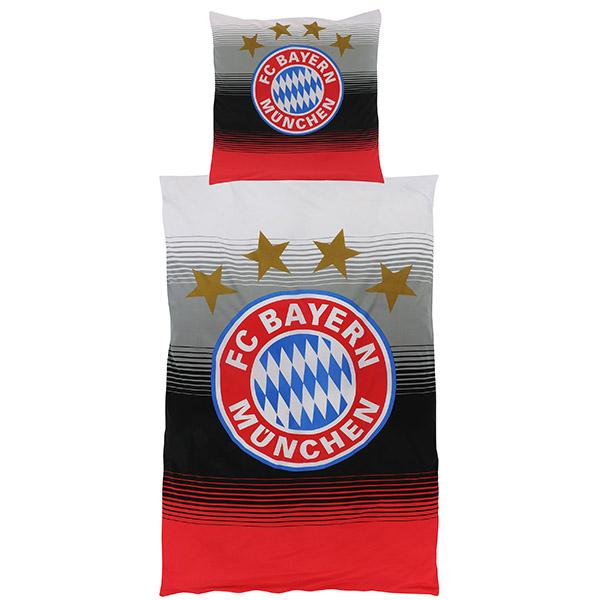 FC Bayern München Bettwäsche Verlauf