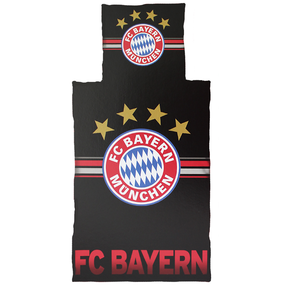 fc bayern m nchen bettw sche fc bayern. Black Bedroom Furniture Sets. Home Design Ideas