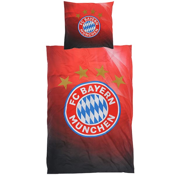 fc bayern m nchen bettw sche player. Black Bedroom Furniture Sets. Home Design Ideas