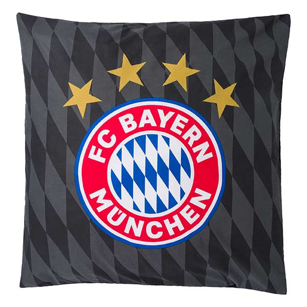 fc bayern m nchen bettw sche mia san mia fc bayern logo. Black Bedroom Furniture Sets. Home Design Ideas