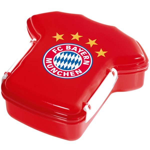 FC Bayern München Brotdose Trikot
