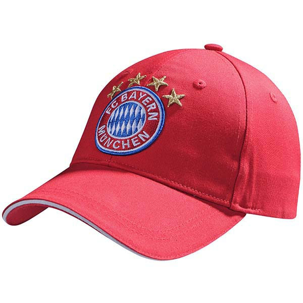 FC Bayern München Baseballcap rot