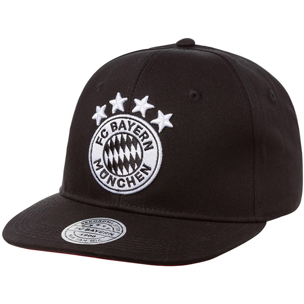 FC Bayern München Cap Snapback Emblem