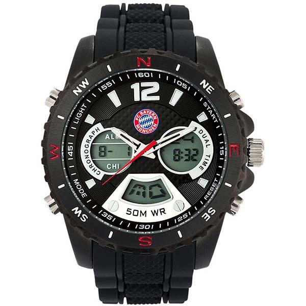 FC Bayern München Digitaluhr