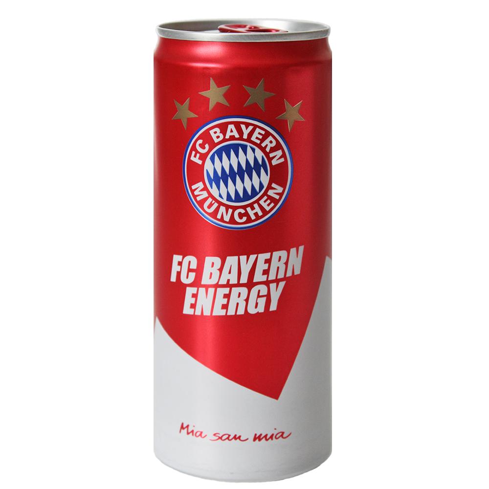 FC Bayern München Energy Drink 330 ml