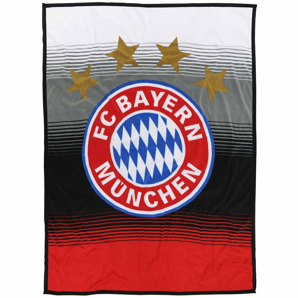 FC Bayern München Decke Fan