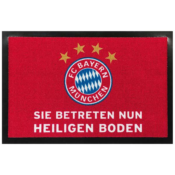 FC Bayern München Fussmatte Heiliger Boden