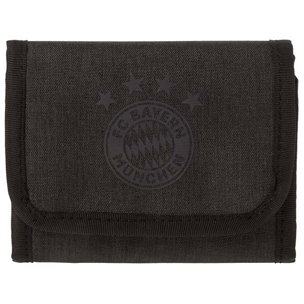 FC Bayern München Geldbörse anthrazit
