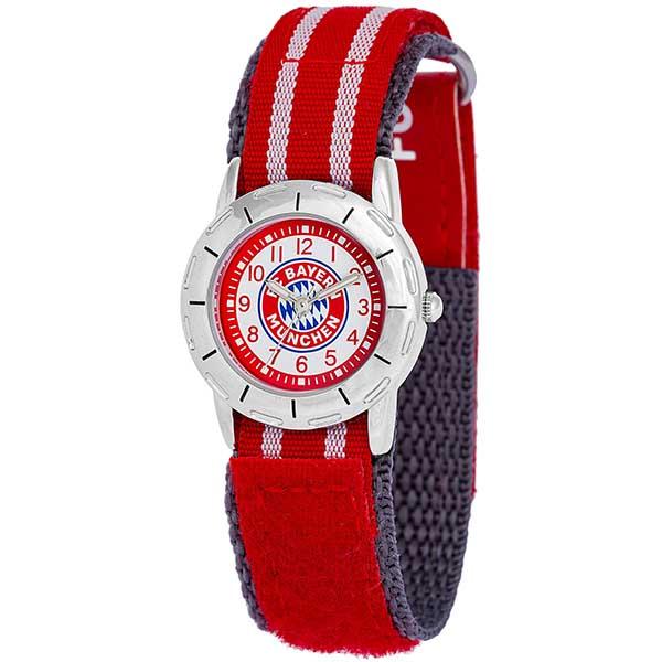 FC Bayern München Armbanduhr Kinder analog