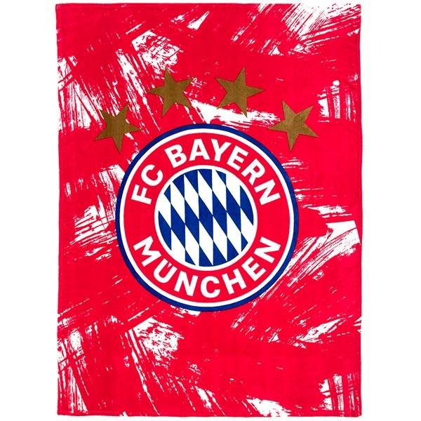 FC Bayern München Decke Malerstreifen