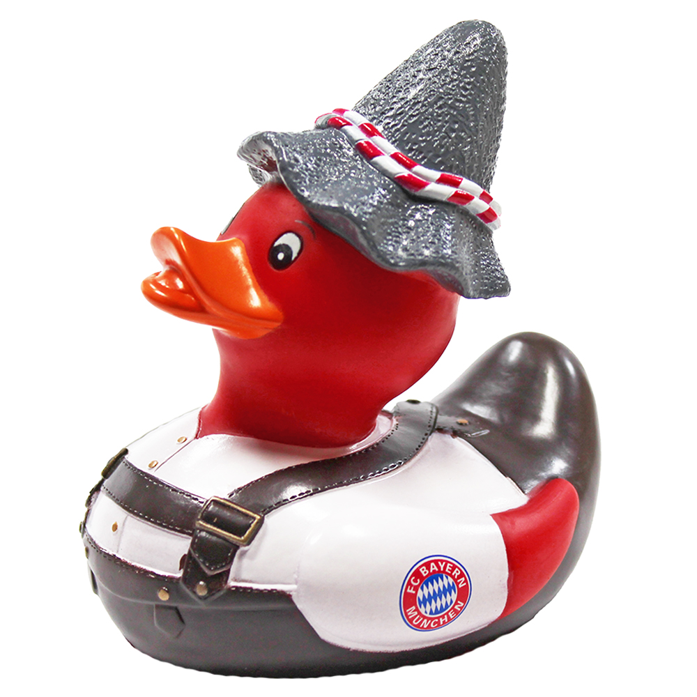 FC Bayern München Badeente Tracht