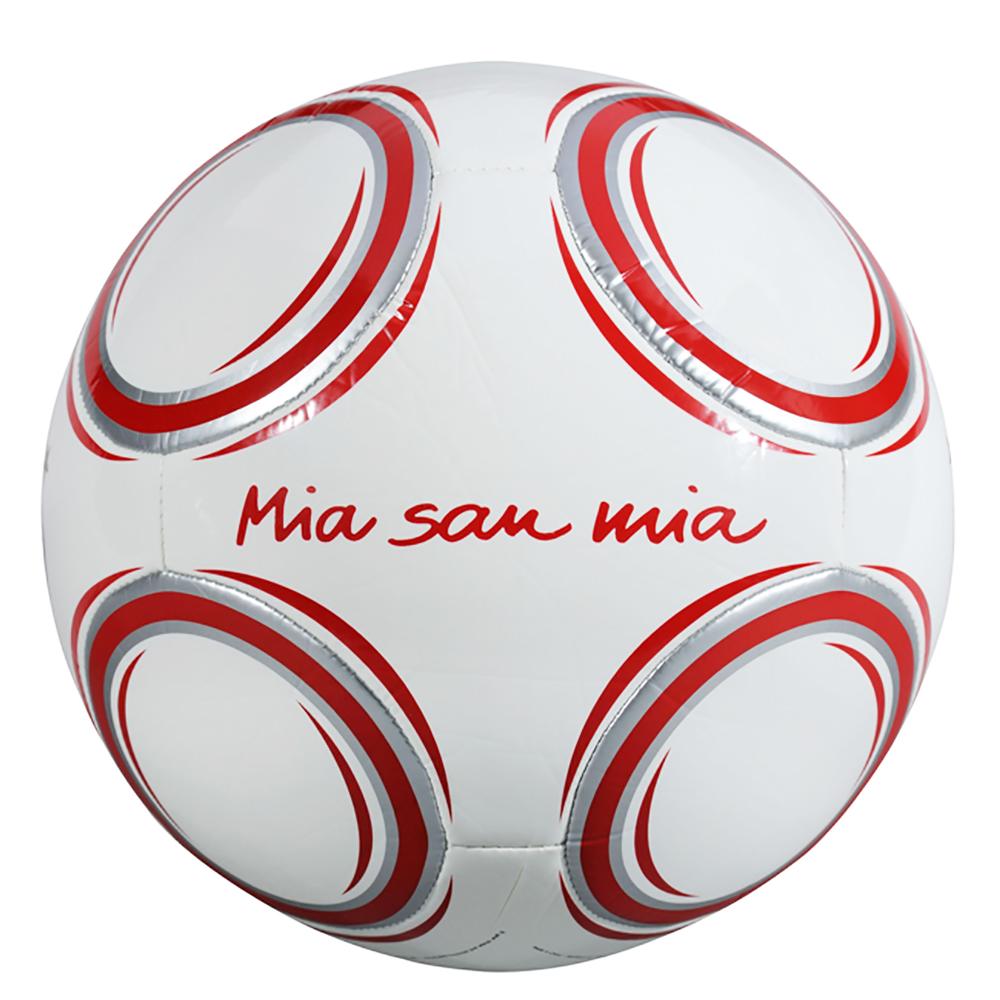 FC Bayern München Fussball Mia san mia Größe 5