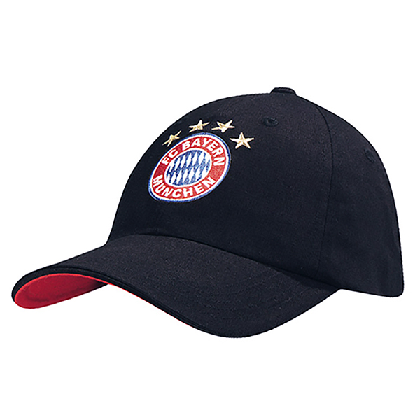 fc bayern m nchen baseballcap logo. Black Bedroom Furniture Sets. Home Design Ideas