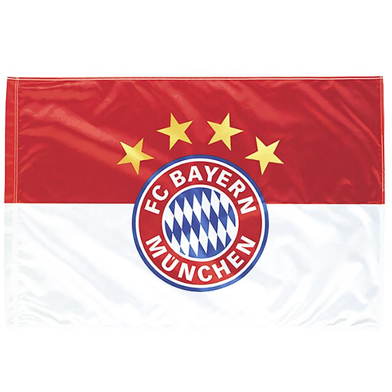FC Bayern München Fahne Logo 150 x 100