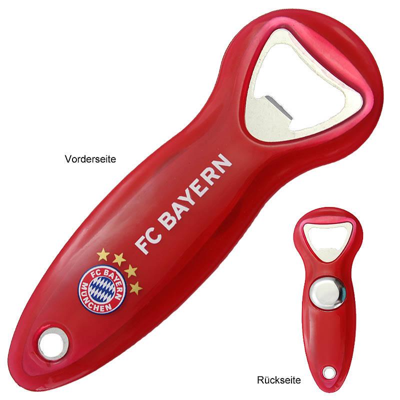 FC Bayern München Flaschenöffner magnetisch
