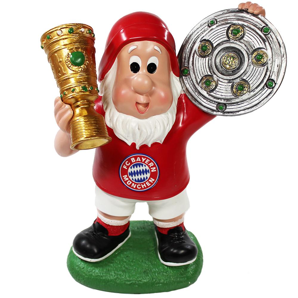 FC Bayern München Gartenzwerg Erfolge