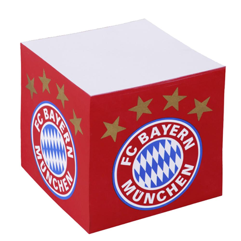 FC Bayern München Notizquader Logo