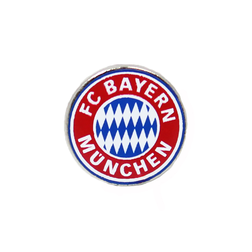 fc bayern m nchen pins 3er set. Black Bedroom Furniture Sets. Home Design Ideas