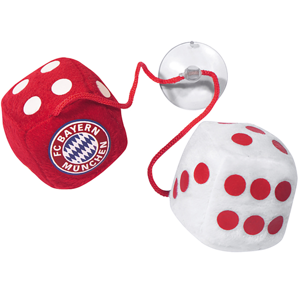 FC Bayern München Plüschwürfel FC Bayern