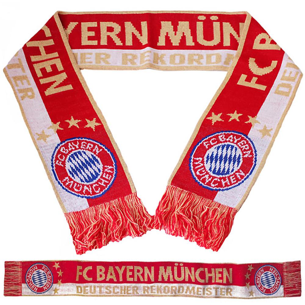 FC Bayern München Schal Rekordmeister