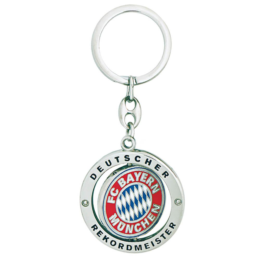 FC Bayern München Schlüsselanhänger Rekordmeister
