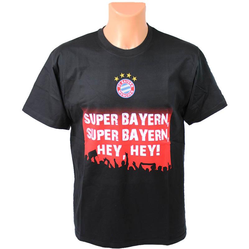 FC Bayern München T-Shirt Super Bayern