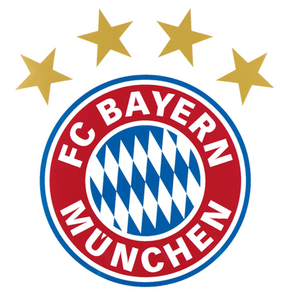 Fc Bayern Munchen Wandtattoo Logo