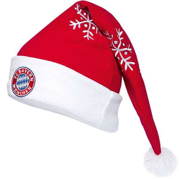 FC Bayern München Weihnachtsmütze