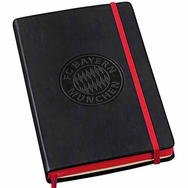 FC Bayern München Notizbuch