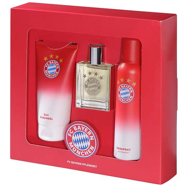 FC Bayern München Pflegeset
