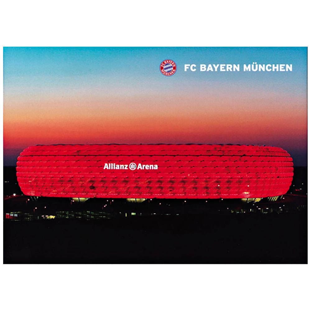FC Bayern München Poster Allianz Arena