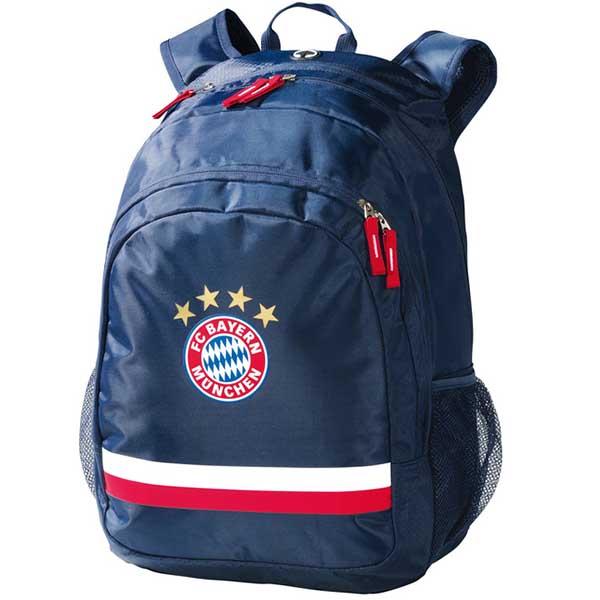 FC Bayern München Rucksack Logo navy