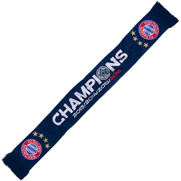 FC Bayern München Schal Deutscher Meister 2016
