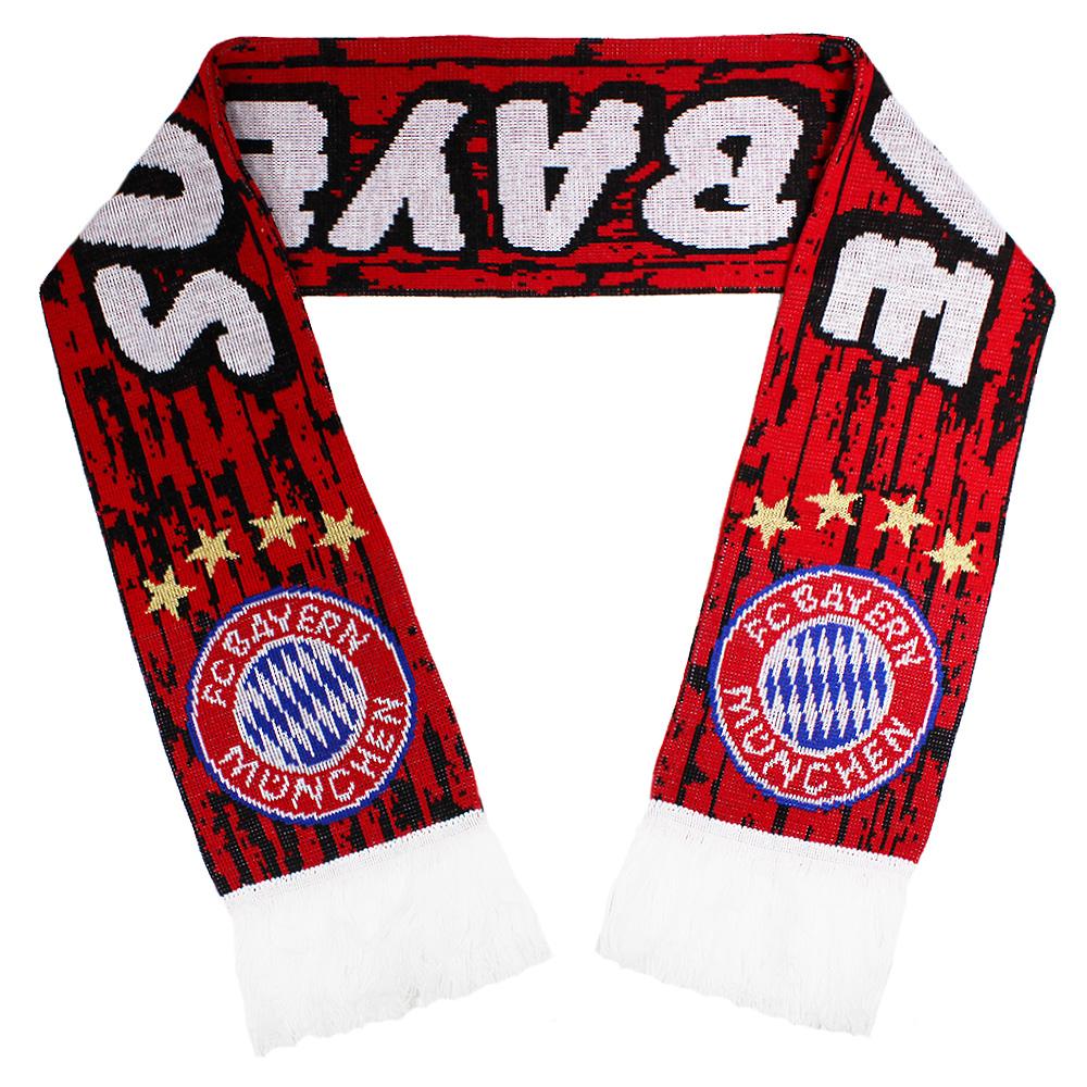 FC Bayern München Schal Südkurve Schriftzug