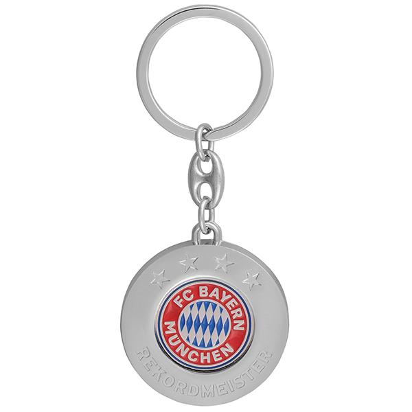 FC Bayern München Schlüsselanhänger Einkaufschip