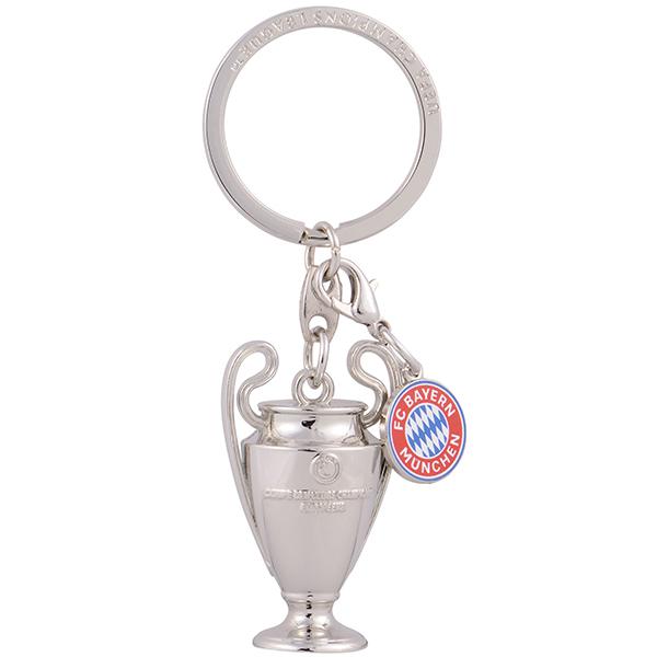 FC Bayern München Schlüsselanhänger Champions League Trophäe