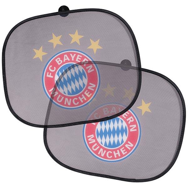 FC Bayern München Sonnenblenden 2er-Set